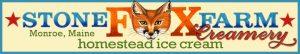 Stone Fox Creamery logo